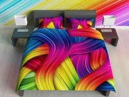 Влияние цвета постельного белья на сон и самочувствие.