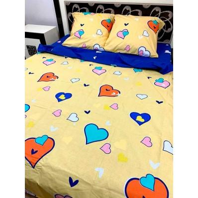Постельное белье BestLine бязь gold BL-150150 Любовь существует