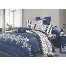 Комплект постельного белья Крис-Пол бязь Вензеля (1506733)