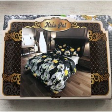 Комплект постельного белья Крис-Пол бязь Одуванчики (153065)