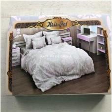 Комплект постельного белья Крис-Пол бязь Pembe Azara (154026)