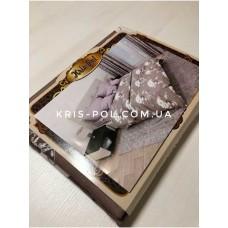 Комплект постельного белья Крис-Пол бязь Папоротник (154110)