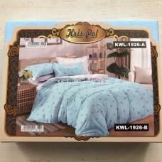 Комплект постельного белья Крис-Пол бязь Буквы (154141)