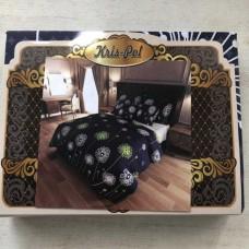 Комплект постельного белья Крис-Пол бязь на резинке Two Benno (157232)