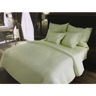 Комплект постельного белья Крис-Пол бязь Горошек Бежевый (1573772)