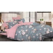 Комплект постельного белья Крис-Пол бязь Flower (157535)