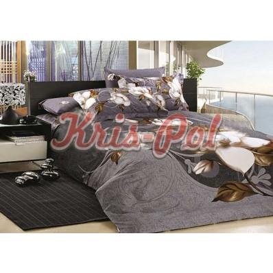Комплект постельного белья Крис-Пол бязь Белые розы (159690)