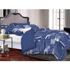 Комплект постельного белья Крис-Пол ранфорс America (182311)