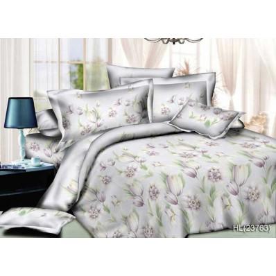 Комплект постельного белья Крис-Пол ранфорс Тюльпаны (1823763)