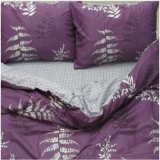Комплект постельного белья Крис-Пол ранфорс Букетик Лаванды (183167)