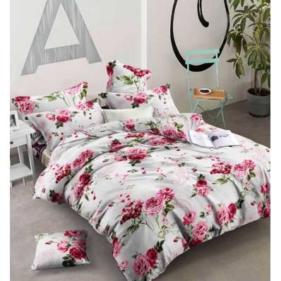 Комплект постельного белья Крис-Пол ранфорс Roses (183179)