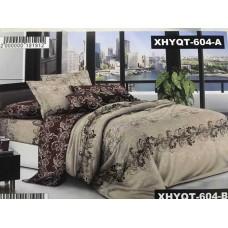 Комплект постельного белья Крис-Пол ранфорс Катар (18604)