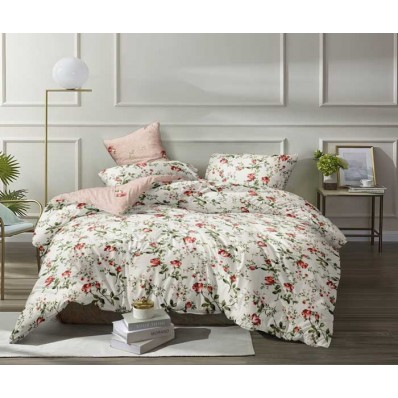 Комплект постельного белья Крис-Пол ранфорс Вальс Роз (186911)