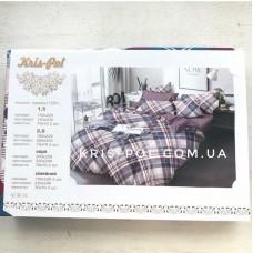Комплект постельного белья Крис-Пол сатин люкс Шотландские Мотивы (703)