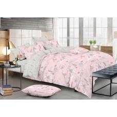 Комплект постельного белья Крис-Пол сатин люкс Косметика (7122)