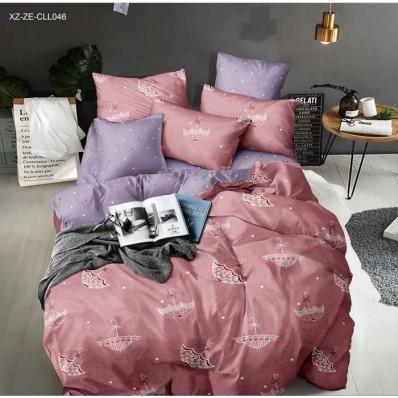 Комплект постельного белья Крис-Пол сатин люкс Парад Зонтиков (743)