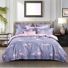 Комплект постельного белья Крис-Пол сатин Flamingo (1783)