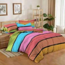 Комплект постельного белья Крис-Пол сатин Радужные Мечты (665)