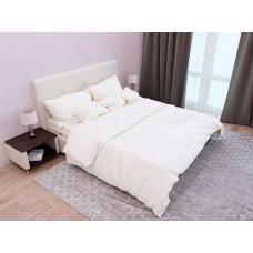 Комплект постельного белья Крис-Пол страйп-сатин Молоко (5405077)