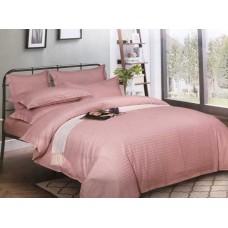 Комплект постельного белья Крис-Пол страйп-сатин Грязная Пудра (541611)