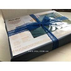 Комплект постельного белья Крис-Пол страйп-сатин Графит (543916)