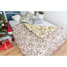 Одеяло стеганное двустороннее «Вензеля»