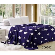 Плед Selena велсофт 500202 Звезды