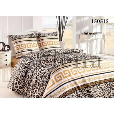 Постельное белье Selena бязь light 150515 Эллада леопард