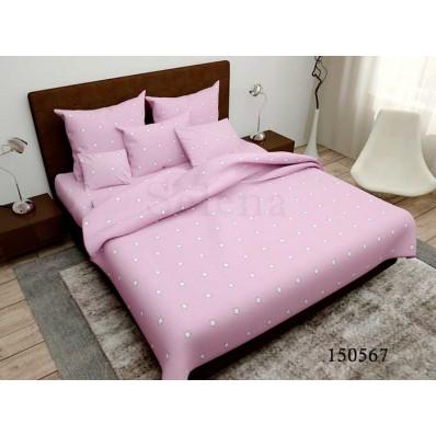 Постельное белье Selena бязь light 150567 Утренние Звезды Pink