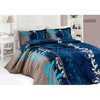 Постельное белье Selena бязь light 150582 Триада Blue БК