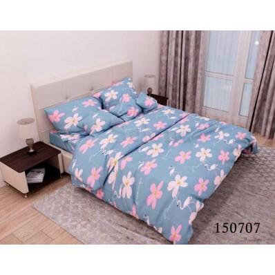 Постельное белье Selena бязь light 150707 Цветочный Фламинго БК