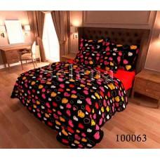 Постельное белье Selena бязь 100063 50 Оттенков любьви