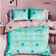 Постельное белье Selena бязь 100069 Звездный Алфавит