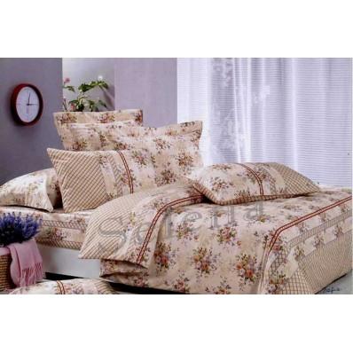 Комплект постельного белья Selena бязь 100070 Кантри