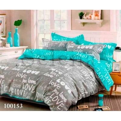 Комплект Постельное белье Selena бязь 100153 Love