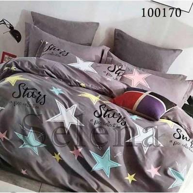 Комплект Постельное белье Selena бязь 100170 Stars