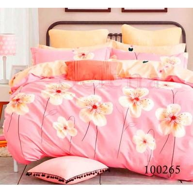 Комплект Постельное белье Selena бязь 100265 Весеннее Настроение 2