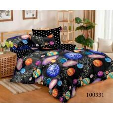 Постельное белье Selena бязь 100331 Планеты