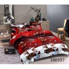 Постельное белье Selena бязь 100337 Новогоднее Волшебство