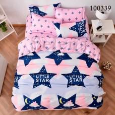 Постельное белье Selena бязь 100339 Little Star
