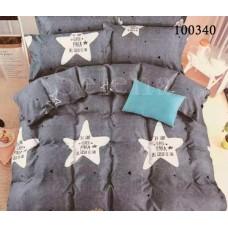 Постельное белье Selena бязь 100340 Звезда