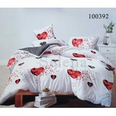 Постельное белье Selena бязь 100392 Хрустальное Сердце