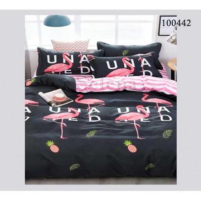 Постельное белье Selena бязь 100442 Фламинго Bleak