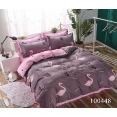 Постельное белье Selena бязь 100448 Фламинго Крупный