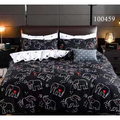 Постельное белье Selena бязь 100459 Elephant