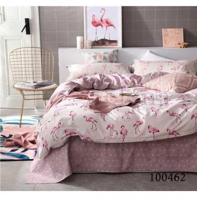 Постельное белье Selena бязь 100462 Фламинго Семья
