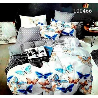 Постельное белье Selena бязь 100466 Дневная Бабочка