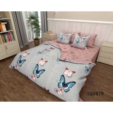 Постельное белье Selena бязь 100479 Бабочки 2
