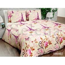Постельное белье Selena бязь 100502 Париж