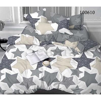 Постельное белье Selena бязь 100610 Звездный Каламбур